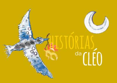 Histórias da Cléo 1ª Edição